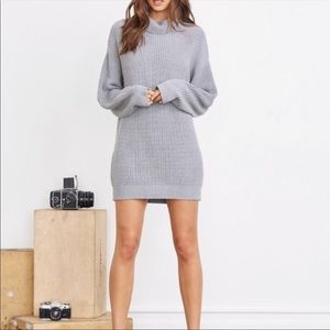Sweater dress❄️